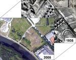 Aktuelle und historische Luftbilder sind die Grundlage der Flächennutzungserfassung und Flächenbewertung (Copyright: EFTAS Fernerkundung Technologietransfer GmbH)