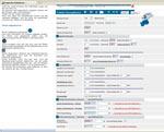 Arbeitsumgebung des Regionalen Portfoliomanagers – WCMS/ Eingabemaske (Ausschnitt) der Wohnregion Bonn (Copyright: Quelle: www.wohnregion-bonn.de)