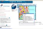 Arbeitsumgebung des Regionalen Portfoliomanagers – Auswahl möglicher Gebäudemaßnahmen bei der Grundstücksaufbereitung (Copyright: Quelle: www.wohnregion-bonn.de)